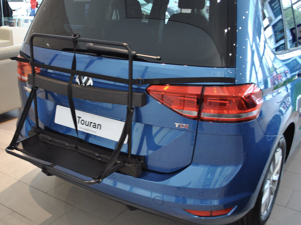 vw touran roof box frame