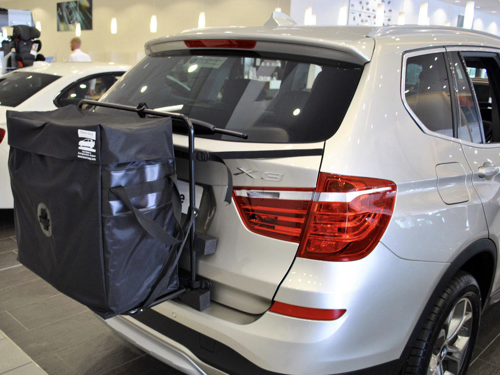 Bmw X3 Roof Box No Bars No Clamps No Brackets No Hassle