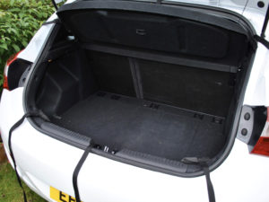 mini roof box fitting stage 1