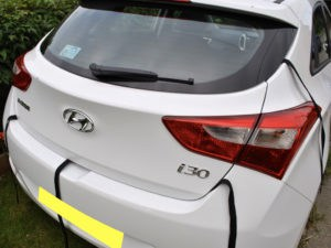 seat leon estate roof box fitting stage 2