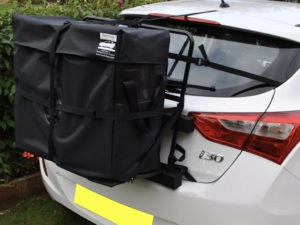 vw touran roof box fitting stage 6