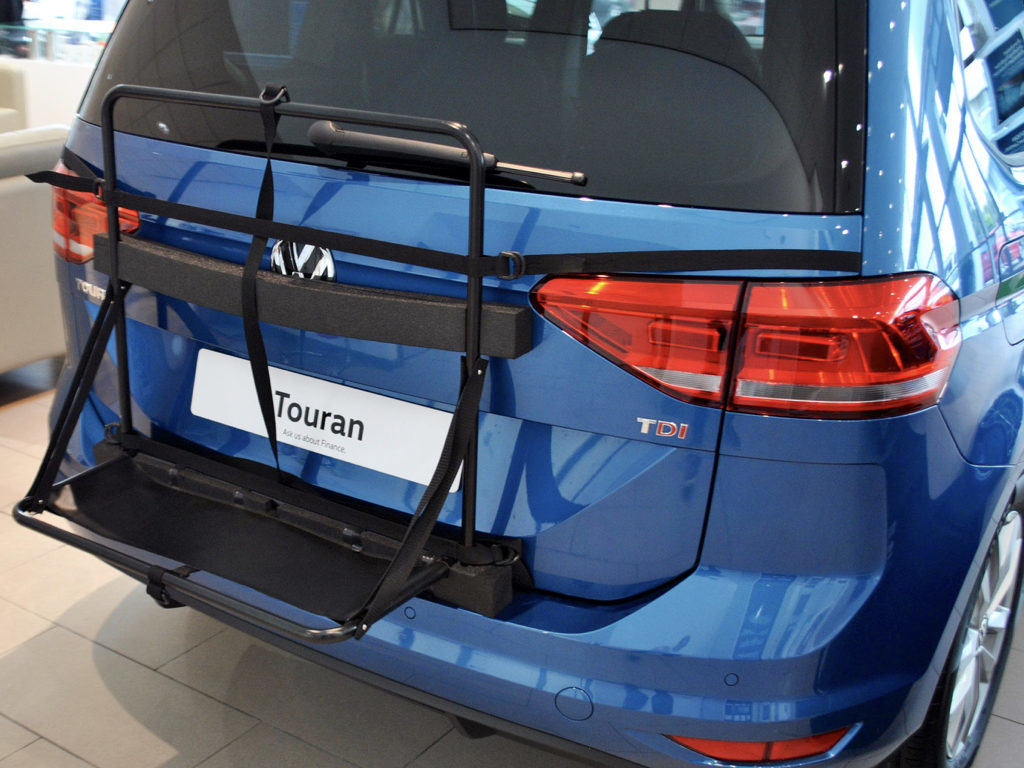 Ford B Max Roof Box Frame on vw touran