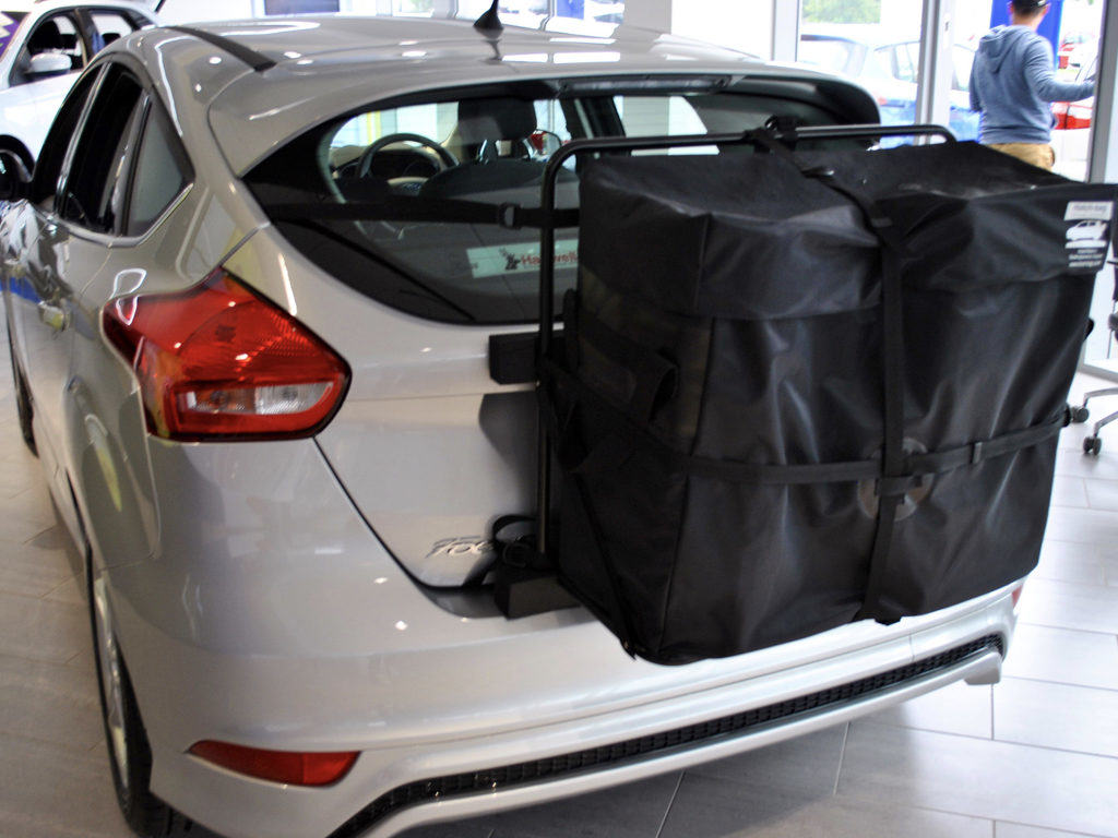 ford focus roof box