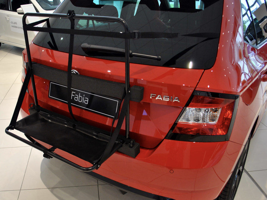 ford focus roof box frame