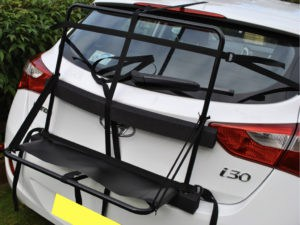 mini paceman roof box fitting stage 3