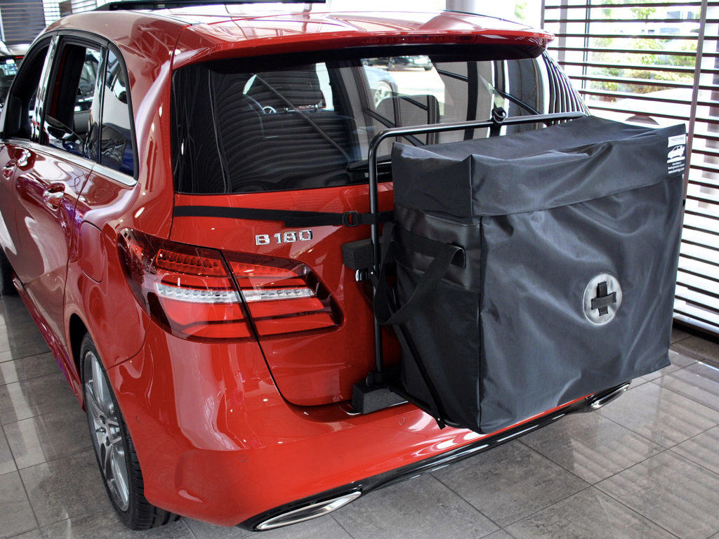 mercedes benz b class roof box