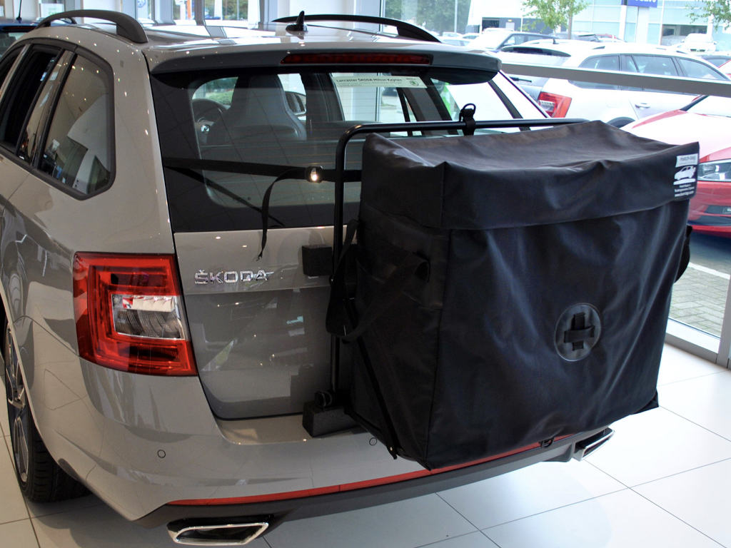 The Hatchbag Roof Box Hatch Bag Car Roof Box
