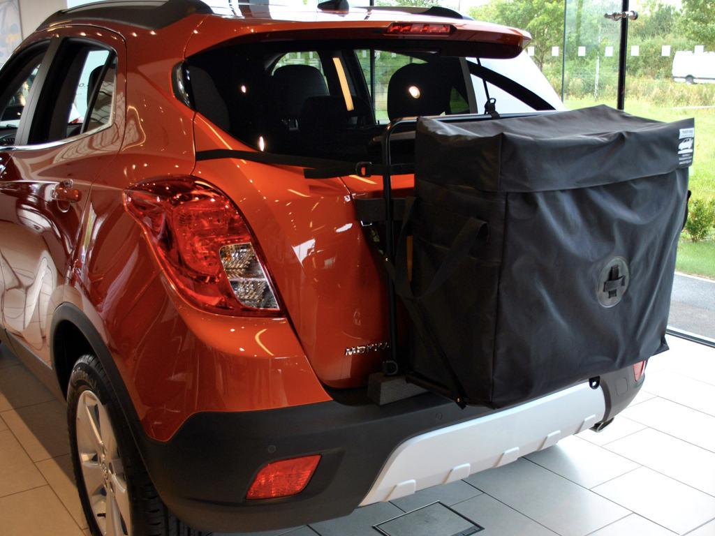 vauxhall mokka roof box hatch bag car roof box. Black Bedroom Furniture Sets. Home Design Ideas