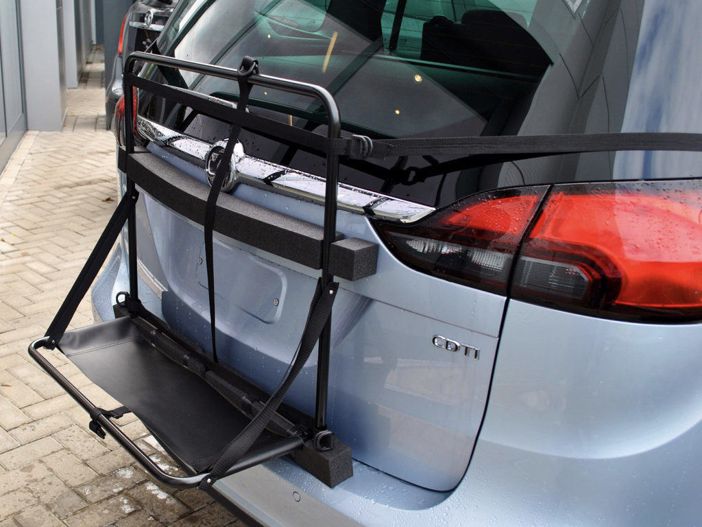 Vauxhall Zafira Roof Box No Roof Bars Required