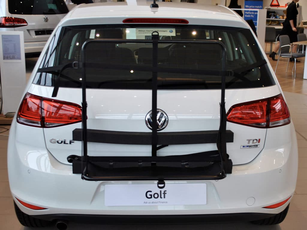 golf convertible luggage rack