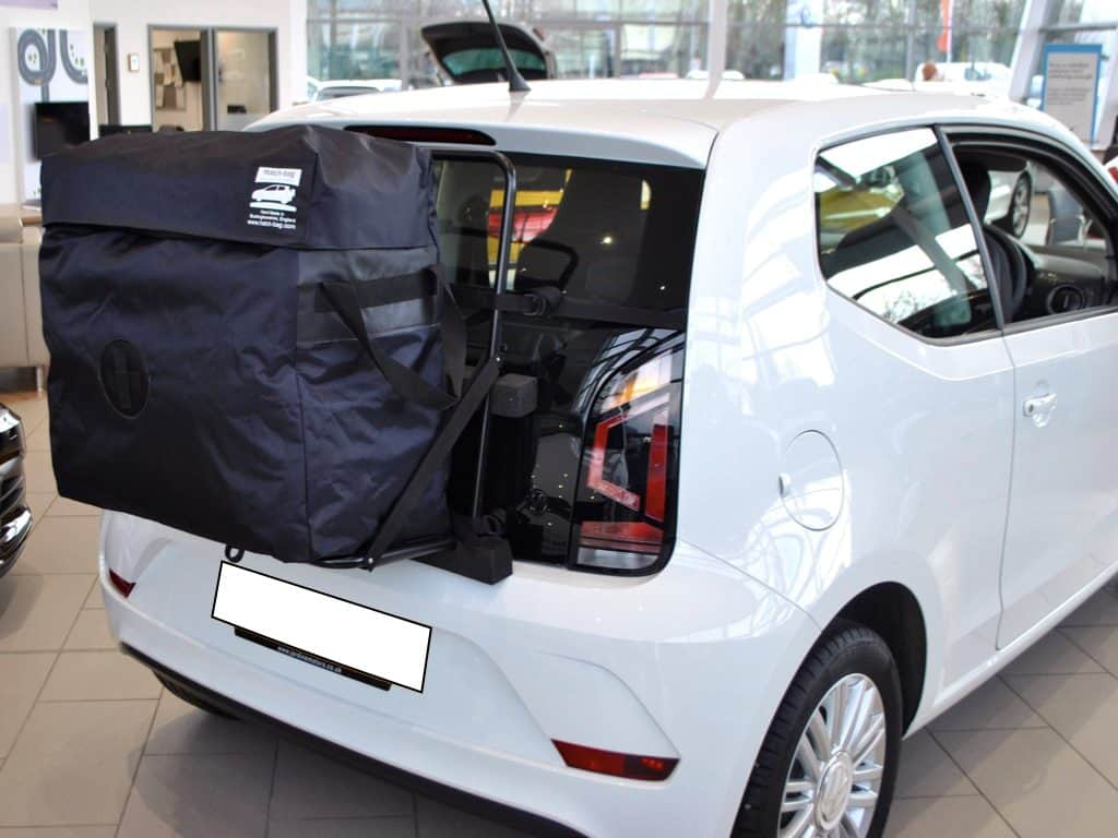 Vw Up Roof Box Unique Alternative 125l Of Extra Space